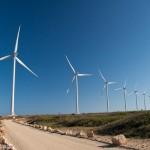 Ветряная электростанция Вейдер Пит на острове Аруба