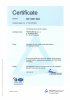 Certification DIN EN ISO 9001:2008